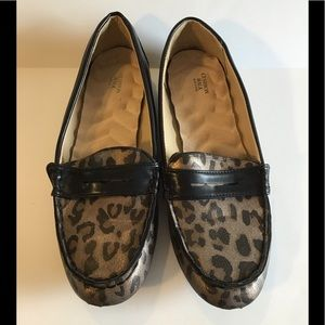 Cushion Walk by Avon Brown Loafers